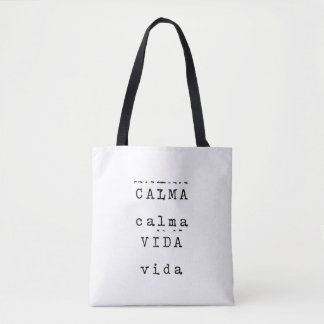 VIDA CALM TOTE BAG