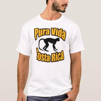 Vida Costa Rica Monkey Shirt