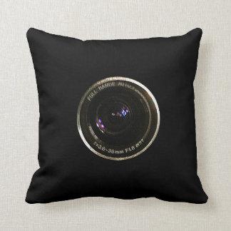 Video CAPTURE Working jGibney ART The MUSEUM Zazzl Throw Pillow