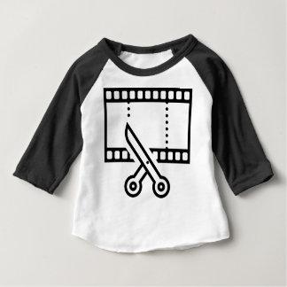 Video Cut Baby T-Shirt