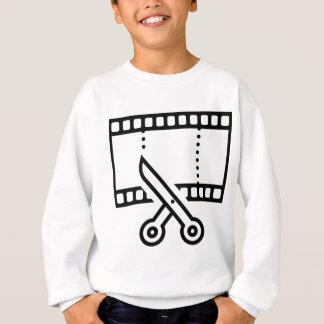 Video Cut Sweatshirt