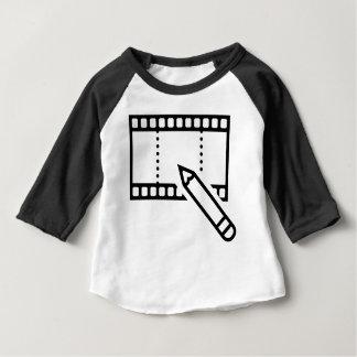 Video Editing Baby T-Shirt
