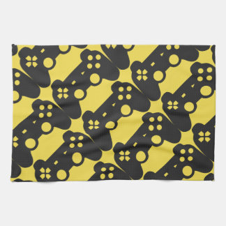 Video Game Controller Kitchen Towel
