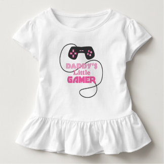 Video Game Girl Toddler T-shirt