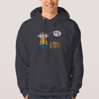 Video Game Thoughts - Basic Hooded Sweatshirt