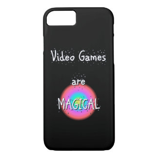 Video Games are Magical Apple iPhone 8/7 Case