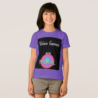 Video Games are Magical Shirt
