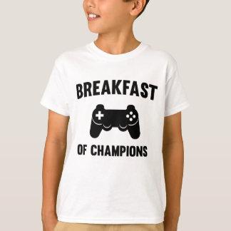 Video Games. Breakfast of Champions T-Shirt