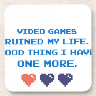 VIDEO GAMES COASTER