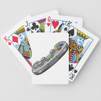 Video Games Console Controller Bicycle Playing Cards