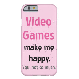 Video Games Make Me Happy. You Not So Much Case