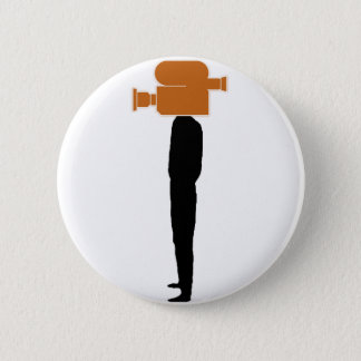 video head - PNG 2 Inch Round Button