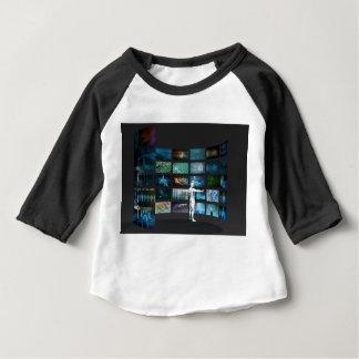 Video Marketing Across Multiple Channels Baby T-Shirt