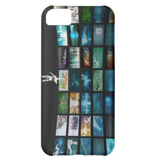 Video Marketing Across Multiple Channels iPhone 5C Covers