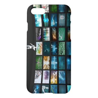 Video Marketing Across Multiple Channels iPhone 7 Case