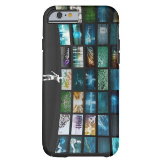 Video Marketing Across Multiple Channels Tough iPhone 6 Case