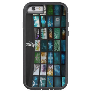 Video Marketing Across Multiple Channels Tough Xtreme iPhone 6 Case
