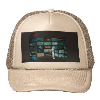 Video Marketing Across Multiple Channels Trucker Hat