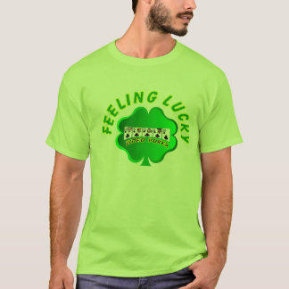 Video Poker, Feeling Lucky T-Shirt