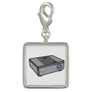 Video projector charm