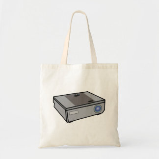 Video projector tote bag