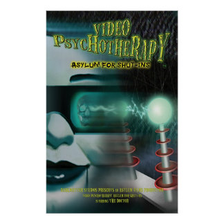 Video Psychotherapy Print