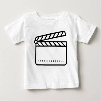 Video Slate Baby T-Shirt