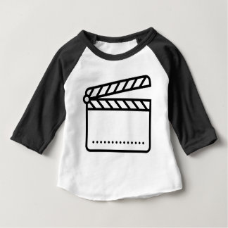 Video Slate Baby T-Shirt