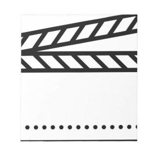 Video Slate Notepad
