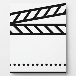 Video Slate Plaque