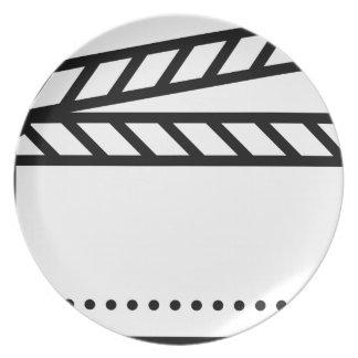 Video Slate Plate