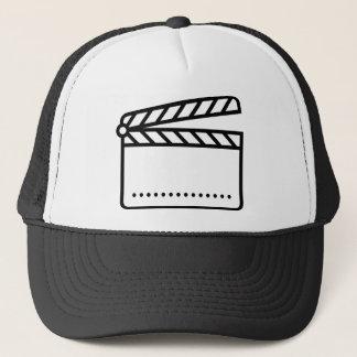Video Slate Trucker Hat