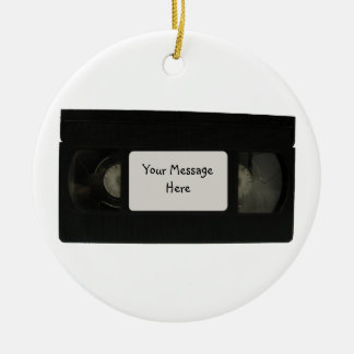 Video Tape Ornament