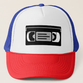Video Tape Trucker Hat