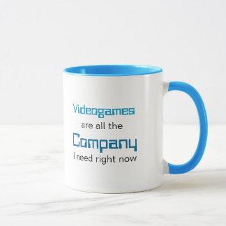 Videogames are Company Mug
