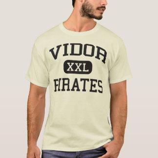 Vidor - Pirates - Junior High School - Vidor Texas T-Shirt