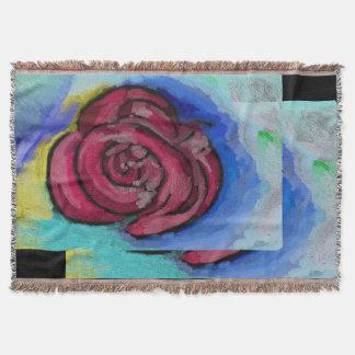 Vie Rose Blankie Throw