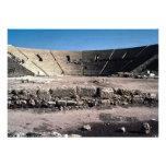 Vieil amphithéâtre romain, Caesaria, Israël Faire-parts