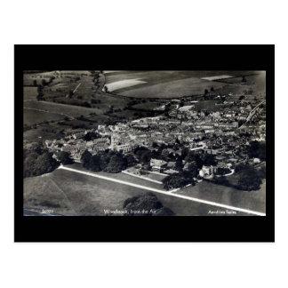 Vieille carte postale - Woodstock Oxfordshire