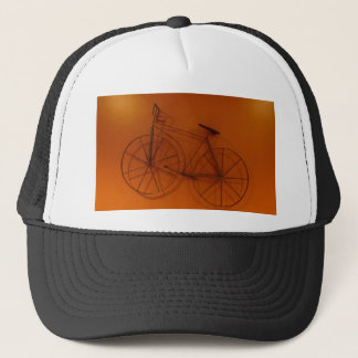 Vieille photographie de bicyclette de Timey Casquette