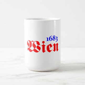 Vienna 1683 coffee mug