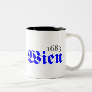 Vienna 1683 Two-Tone coffee mug