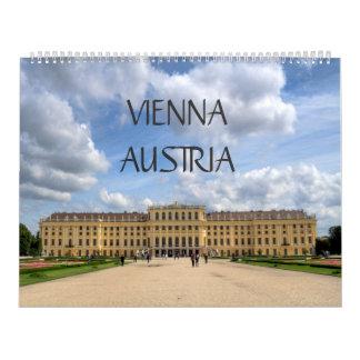 Vienna Austria 2018 Kalender Wall Calendar