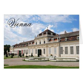 Vienna, Austria Card