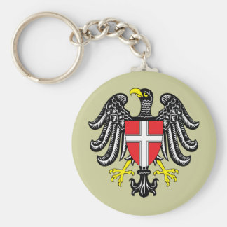 vienna, Austria Keychain