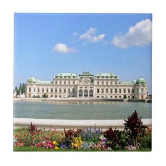 Vienna BelPalace Gardens Tile