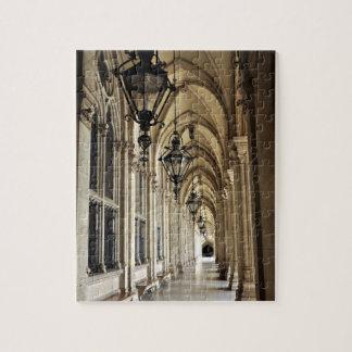 Vienna City Hall Architecture Puzzle