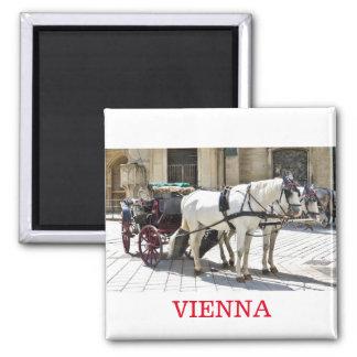 Vienna Fiaker Magnet