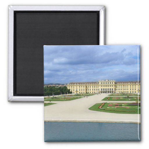 Vienna Fridge Magnet