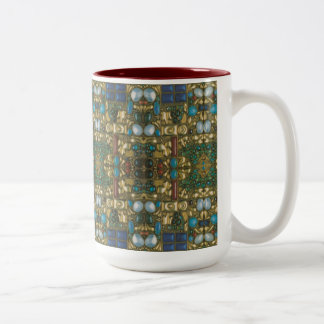Vienna Opulence Two-Tone Coffee Mug